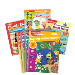 Summer Fun Gift Set Ages 3-6