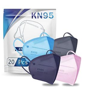 Hotodeal KN95 Face Mask 20 PCS