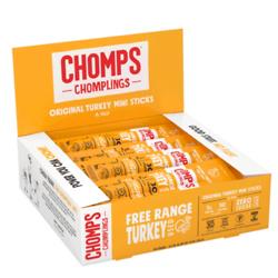 Original Turkey Chomplings