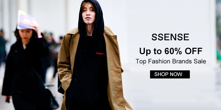 Ssense: Up to 60% OFF Sale