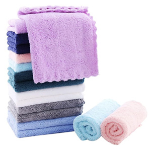 SWEET DOLPHIN 16 Pack Soft Kitchen Dishcloths - 0% Shed Lint