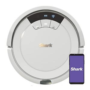 Shark ION Robot Vacuum AV752, Wi-Fi Connected