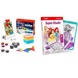 Osmo - Genius Starter Kit, + Super Studio Princess