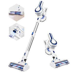 APOSEN Cordless Vacuum, Powerful Suction 4 in 1 Stick/Handheld Vacuum Cleaner