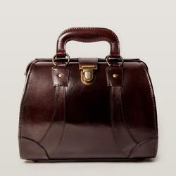 JAQUELINE Mid Sized Women's Gladstone Handbag