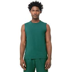 绿色运动无袖