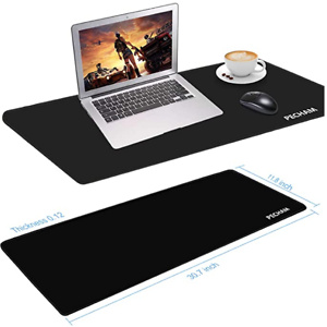 PECHAM 3mm Extended High Precise Large Gaming Mouse Pad