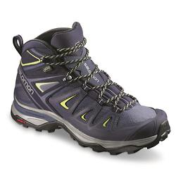 Salomon Women's X Ultra 3 Mid GTX Waterproof Hiking Boots