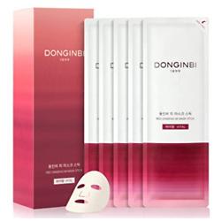 Facial Mask Sheet DONGINBI Red Ginseng MI Mask Stick Vital - 5