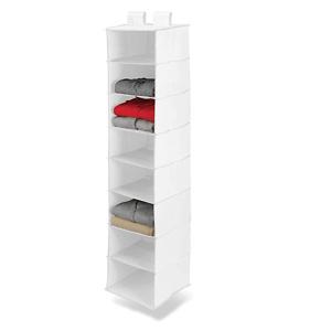 Honey-Can-Do 8-Shelf Hanging Closet Organizer