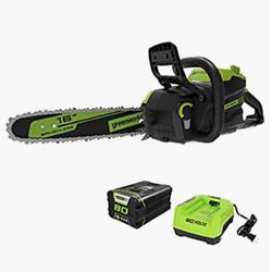 Greenworks Pro 80V  CS80L2512 无绳电动 链锯