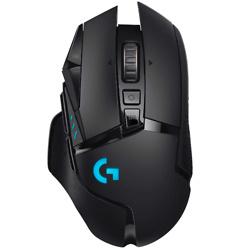 Logitech G502 Lightspeed Wireless Gaming Mouse with Hero 25K Sensor