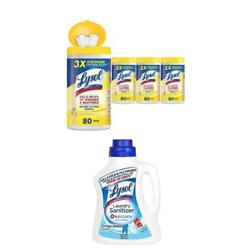 Lysol Laundry Sanitizer Additive