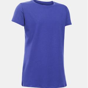 Girls' UA Charged Cotton® T-Shirt