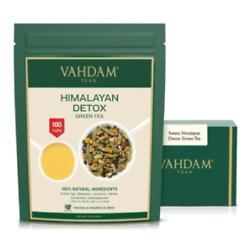 排毒绿叶散茶 (7.06盎司)