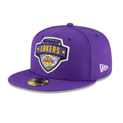 LOS ANGELES LAKERS TIP OFF EDITION 59FIFTY FITTED