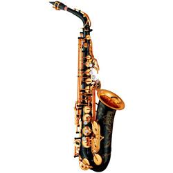 Yamaha YAS-82ZII Custom Series Alto Saxophone Black Lacquer