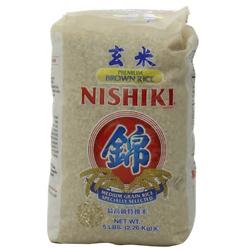 Nishiki 高级特选玄米 5磅