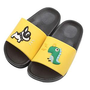 JACKSHIBO 儿童卡通拖鞋,多款可选
