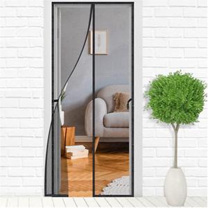 Magnetic Screen Door Mesh Net: 39 X 83 inches