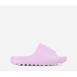PLAYOFF FLAT SLIDER SANDAL IN LILAC RUBBER