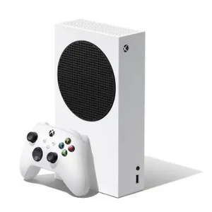 Microsoft Xbox Series S 512GB 次时代主机