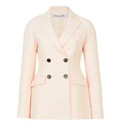 DIOR Double-Breasted Jacket