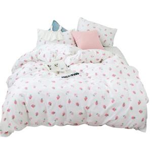 AOJIM 纯棉被罩床品3件套