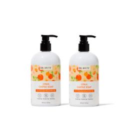 柑橘液体香皂