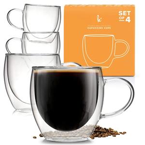 Insulated Coffee Mug with Handle