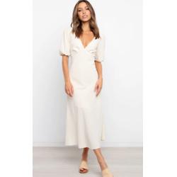 EASTCOAST DRESS - BEIGE