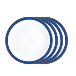 帝王蓝餐盘4件套