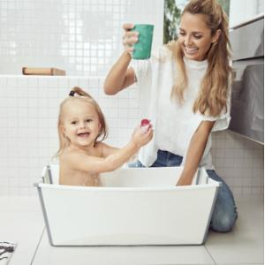 Stokke Flexi Bath Foldable Baby Bathtub