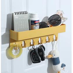 Adhesive Bathroom Shelf Storage Organizer