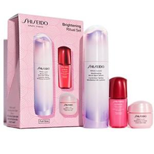 Macys: 25% OFF Shiseido Beauty Set