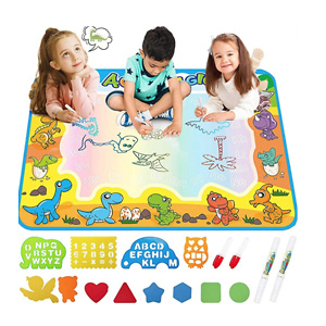 FREE TO FLY Kids Toys Water Doodle Mat