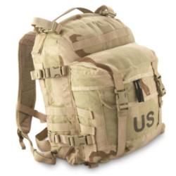 U.S. Military Surplus Desert 3 Day Assault Pack, New
