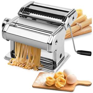 EZSOZO Pasta Maker Stainless Steel Manual Pasta Maker