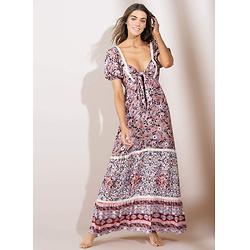 Maaji Ditsy Mia Long Dress