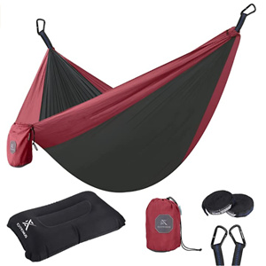 Extremus Single or Double Body Sling Camping Hammock