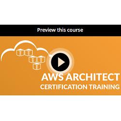 解决方案架构师的AWS认证培训