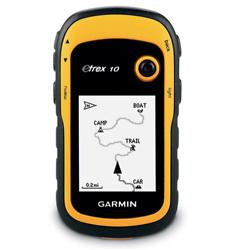 Garmin eTrex 10 手持 GPS