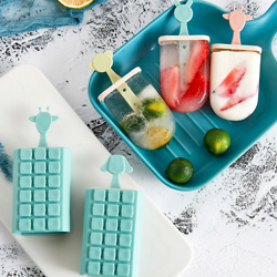 DIY Homemade Ice Cream Mold Plastic Kitchen Tools