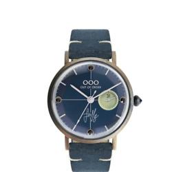 萤火虫蓝色手表