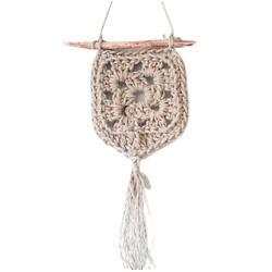 挂壁钩针编织套件