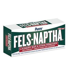 Purex Fels-Naptha Laundry Bar 5 Ounce