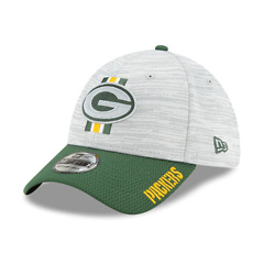 GREEN BAY PACKERS OFFICIAL NFL TRAINING 39THIRTY STRETCH FIT