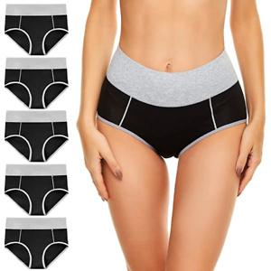 Cassney Women's High Waisted Underwear