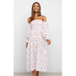 GABRIELLA DRESS - FLORAL
