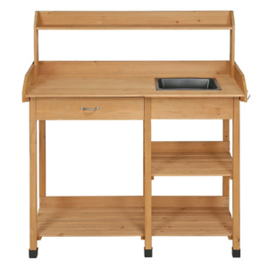 Yaheetech: Potting Bench Table Only $118.25+ Free Shipping